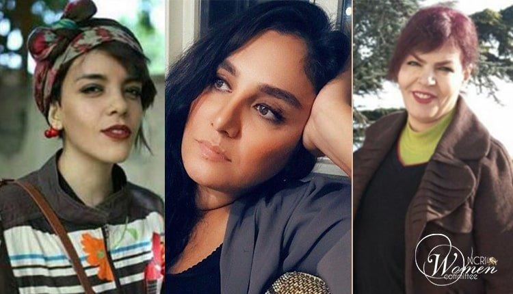 Lourdes peines de prison pour trois militantes des droits en Iran