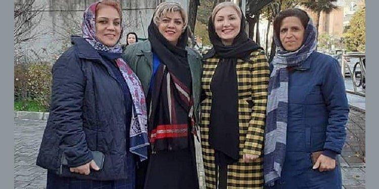 Quatre militantes des droits des femmes condamnées à la prison en Iran