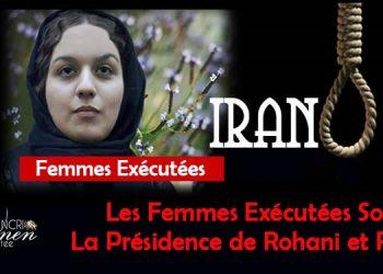 femmes exécutées