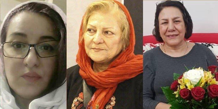 Trois militantes civiles condamnées à 18 ans de prison