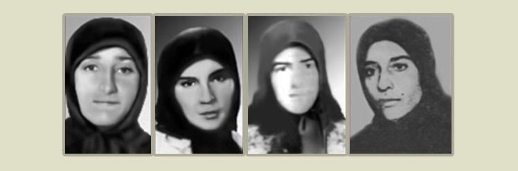 Fatemeh Rahimi et Somayeh Noghreh-Khaja à Ghaemchahr, et Fatemeh Karimi à Karadj figurent au nombre de celles qui ont refusé de plier devant les menaces des matraqueurs au prix de leur vie