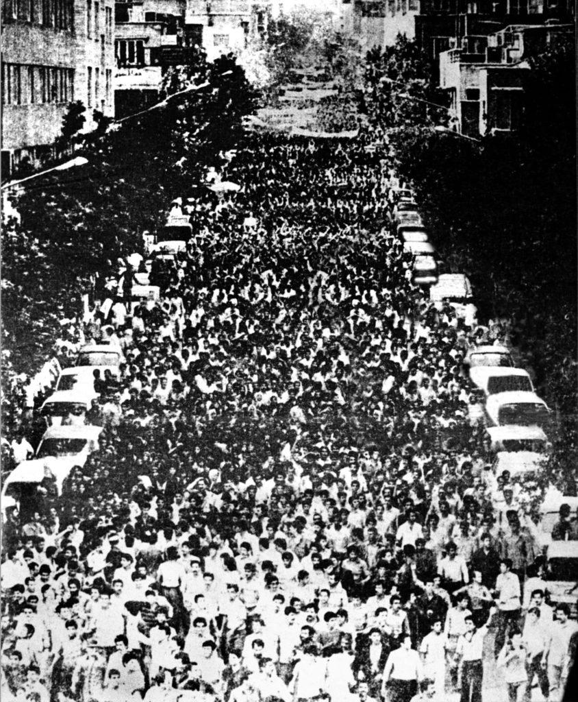20 juin : répression sanglante, magnifique résistance des femmes dans les prisons