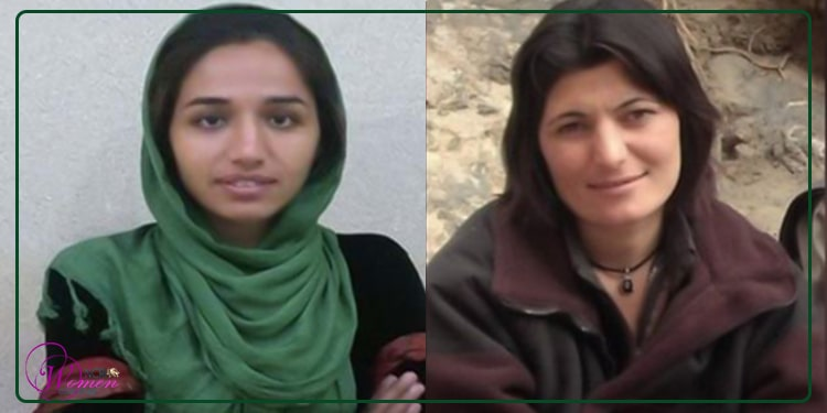 De lourdes peines de prison pour faire taire des militantes kurdes en Iran