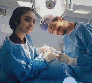 Raha Nikravesh, experte du bloc opératoire, décédée avec son mari, Ehsan Ganjkhanloo