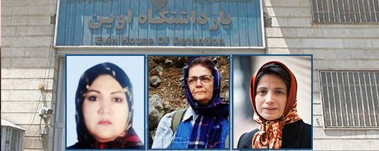Pressions intolérables sur les prisonnières politiques à la prison d'Evine