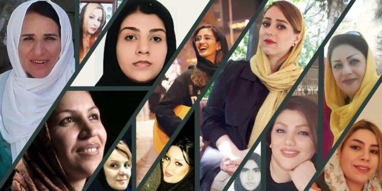 Liste de femmes tuées lors du soulèvement de novembre 2019 en Iran
