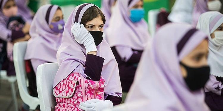 Rentrée scolaire en Iran en pleine 3e vague de coronavirus