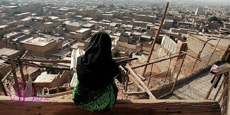 Les mères isolées en Iran luttent pour du pain
