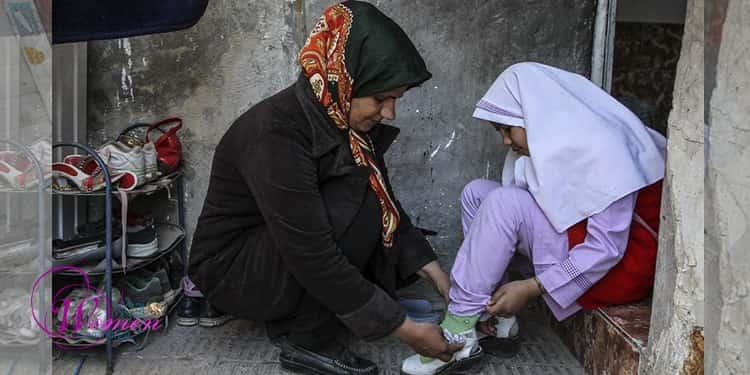 Chiffres sur les mères isolées
