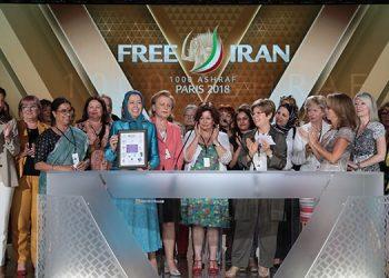 Maryam Rajavi trailblazing the road to #GenderEquality 1