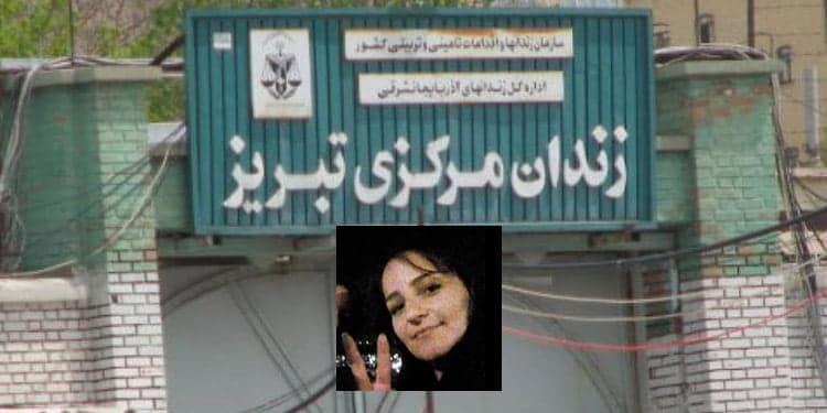 La prisonnière politique Massoumeh Senobari contracte le coronavirus