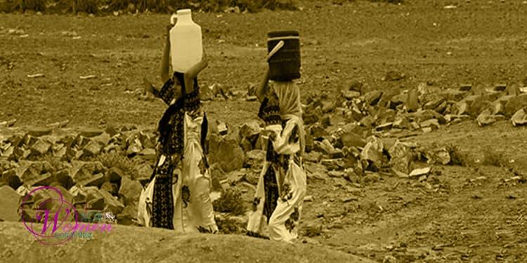 Une veuve s'est prostituée pour donner de l'eau à ses enfants et se suicide