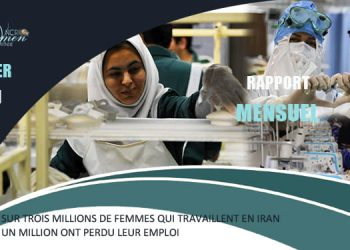 Sur trois millions de femmes qui travaillent en Iran, un million ont perdu leur emploi