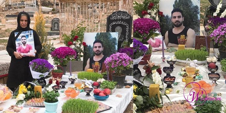 Mansoureh Behkish, qui a perdu ses cinq frères et une sœur dans les exécutions des années