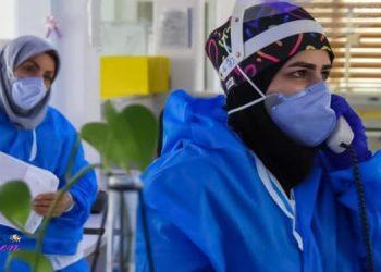 80 000 infirmières iraniennes infectées par le COVID-19 en 14 mois