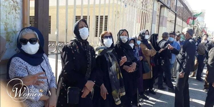 Les femmes actives dans les manifestations nationales des retraités et pensionnés