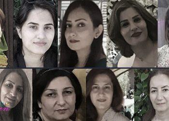 Neuf femmes bahaïes arrêtées lors de violentes descentes à leur domicile