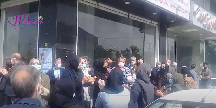Iran : retraités et pensionnés organisent une deuxième manifestation nationale