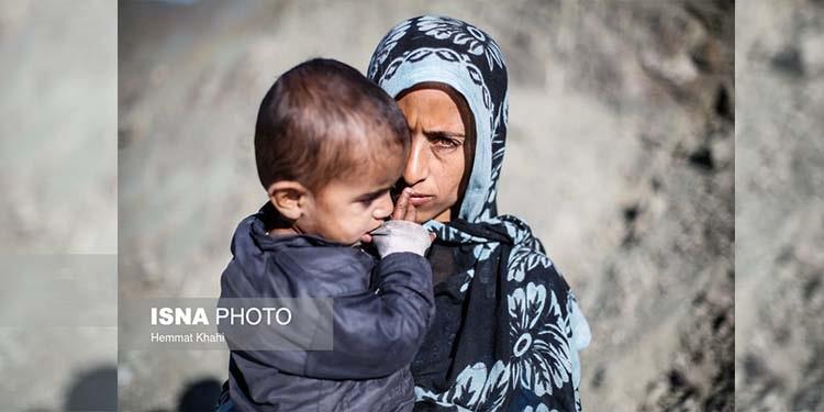 La richesse des officiels iraniens et les tables vides des femmes chefs de famille