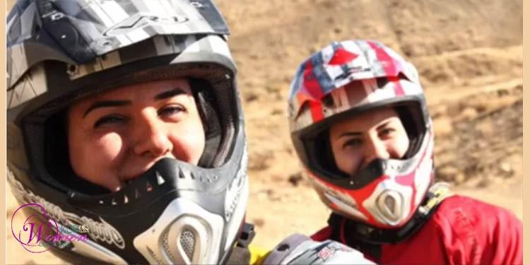 Iranian motocross champion Shahrzad Nazifi sentenced to 8 years