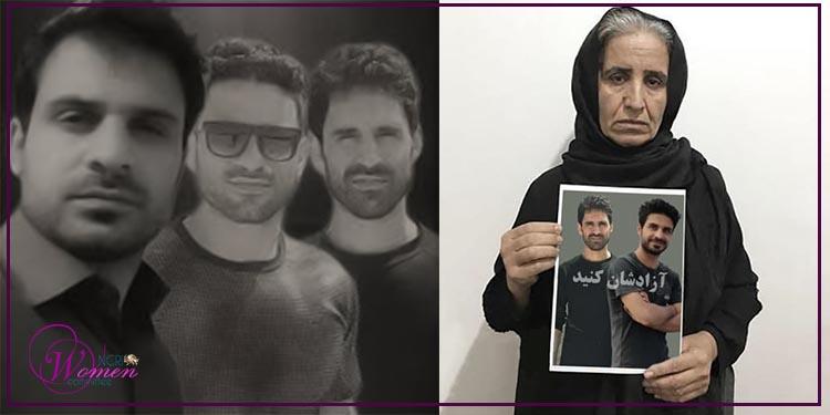 Des agents en civil brutalisent la famille de Navid Afkari devant la prison de Chiraz