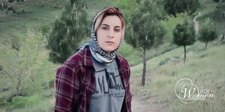 La défenseure kurde de l'environnement Faranak Jamshidi emprisonnée