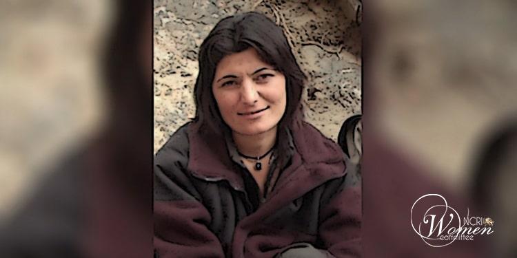 La prisonnière politique Zeinab Jalalian