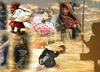 Les enfants travailleurs en Iran souffrent de pauvreté au lieu d'avoir des rêves colorés