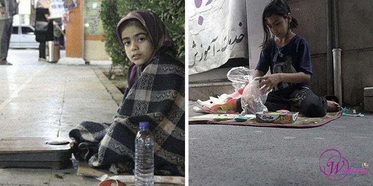 Organiser les enfants travailleurs en Iran - ou piller leurs gains