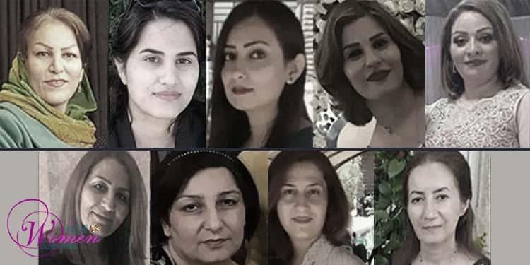 Répression de la communauté bahaïe, arrestations généralisées de femmes.