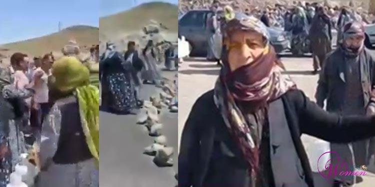 femmes de Noghodi Olia