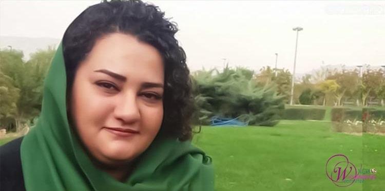 la prisonnière politique Atena Daemi