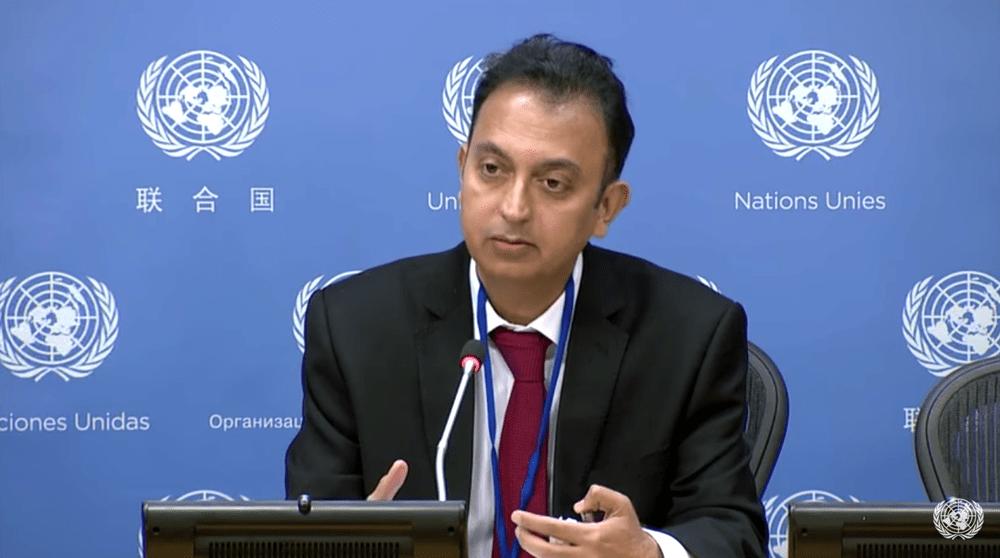 Javaid Rehman – Il est temps de mettre fin à l'impunité systémique