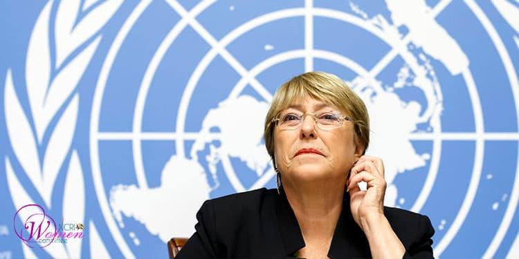 Michelle Bachelet – Rapport au Conseil des droits de l'homme de l'ONU