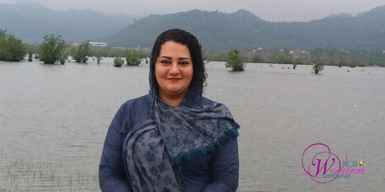 Atena Daemi a nié avoir rencontré les inspecteurs de la prison de Lakan.
