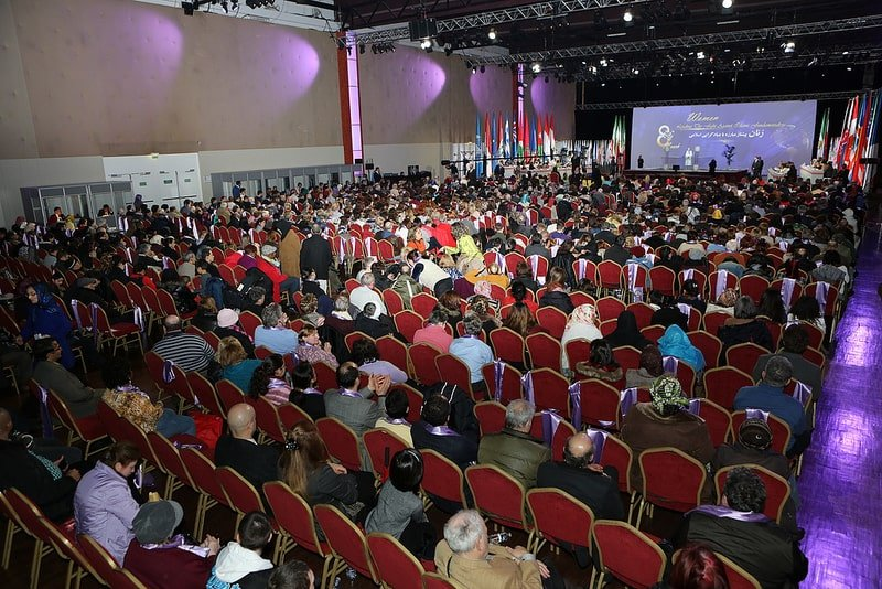 International Women's Day Conference, Paris - 2014 - NCRI