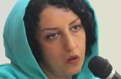 Nargess Mohammadi's new sentence is implemented