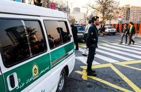 64 young women and men arrested at a party in Isfahan