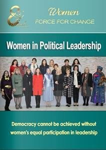 Women force for change magazine