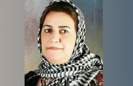 Kurdish activist woman, Ronak Aghaii, jailed in Mahabad