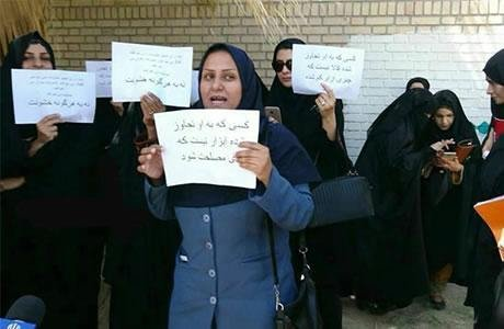 Gang rapes of 41 young women and girls in Iranshahr