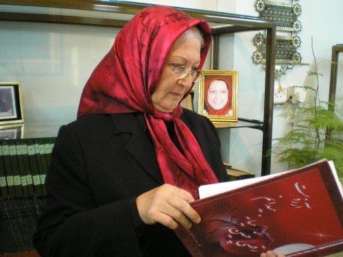 Fereshteh Akhlaghi