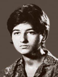 Mehrnoosh Ebrahimi 1979 Revolution