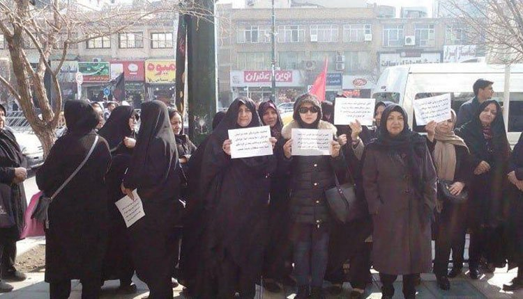 Teachers And Educators In Isfahan And Qazvin Hold Massive Protests 1