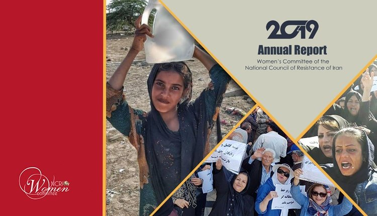 Annual Report 2019 - NCRI Women's Committee