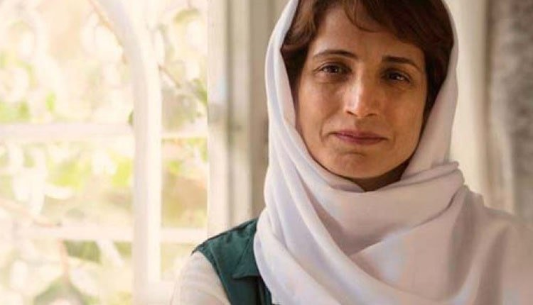 Human rights lawyer Nasrin Sotoudeh faces 34 years in prison