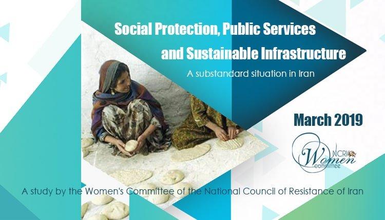 Social protection in Iran