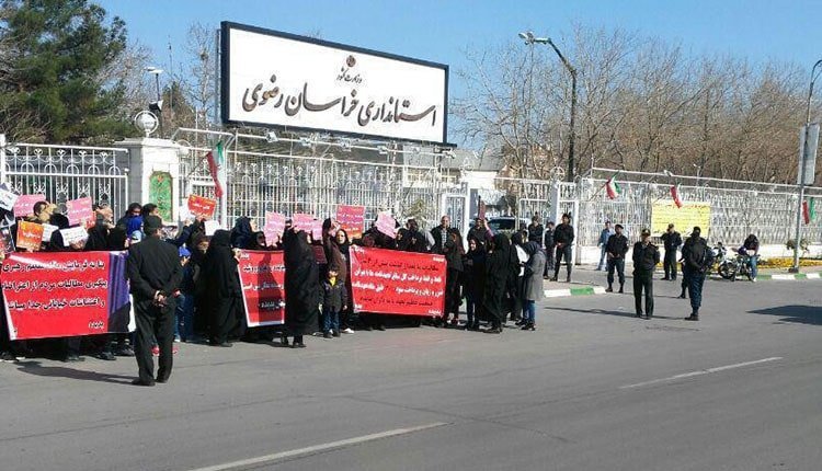 Protests continue in Iran and women actively participate