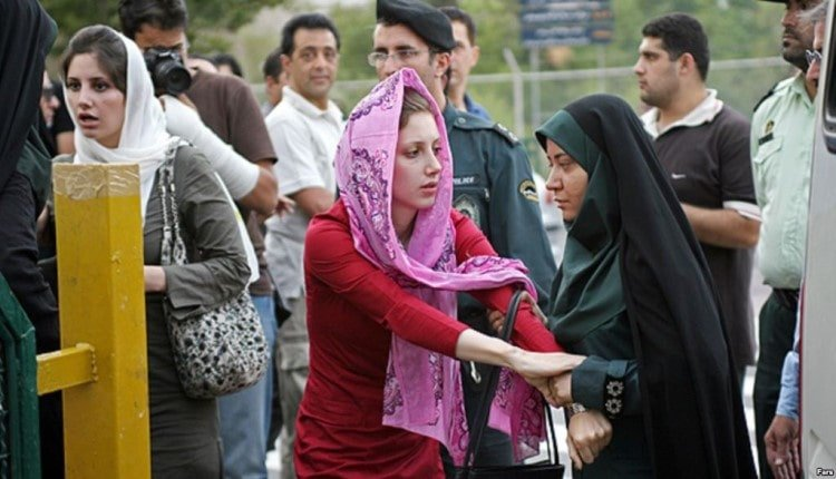 IRGC in charge of suppression of Iranian women