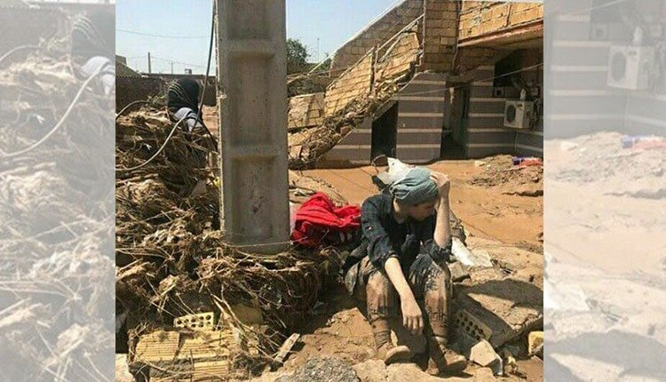 The situation of women after the devastating floods